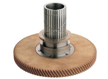 Fabrication de Cylindres pour flexographie